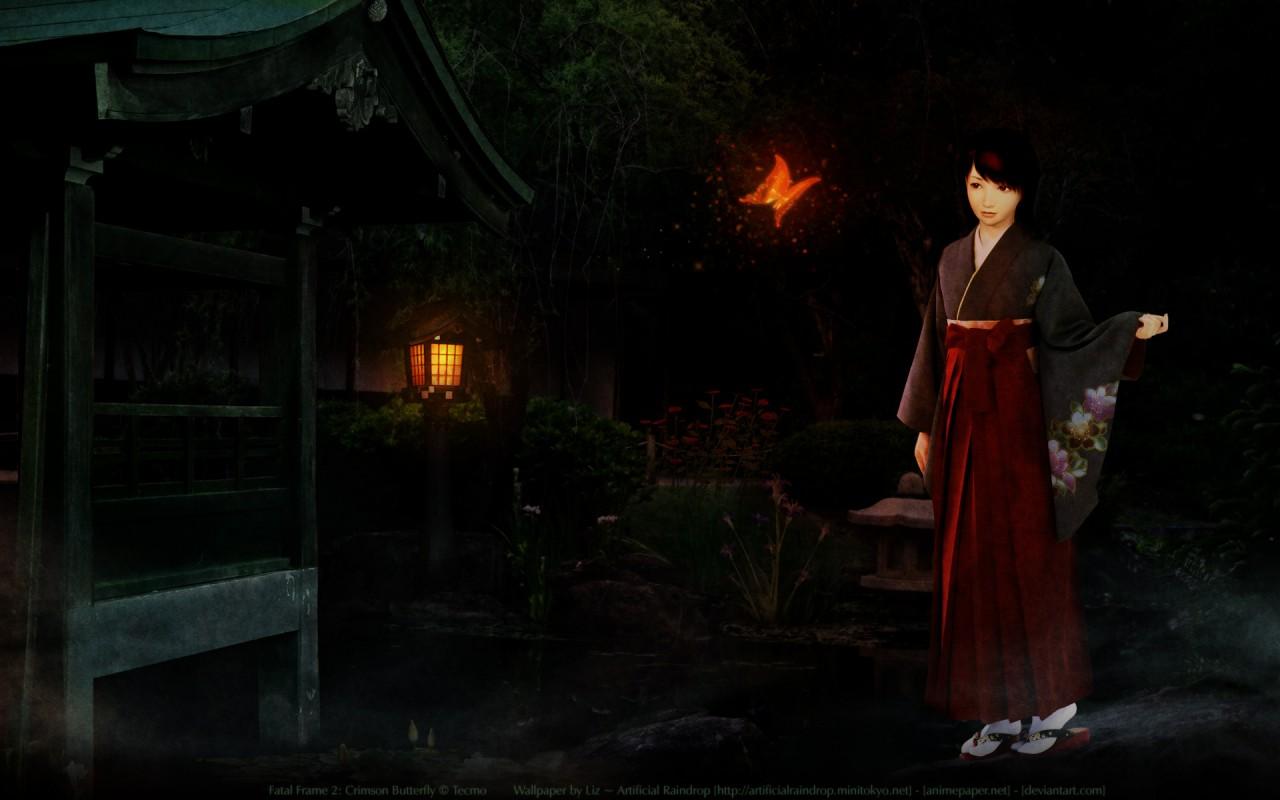 animepaperwallpapers touhou verseau16 1280x800 - photo #9