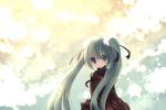 Konachan.com - 47498 hatsune_miku sky vocaloid
