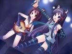 Konachan.com - 49493 akiyama_mio catgirl hirasawa_yui k-on! natsumiya_yuzu vocaloid