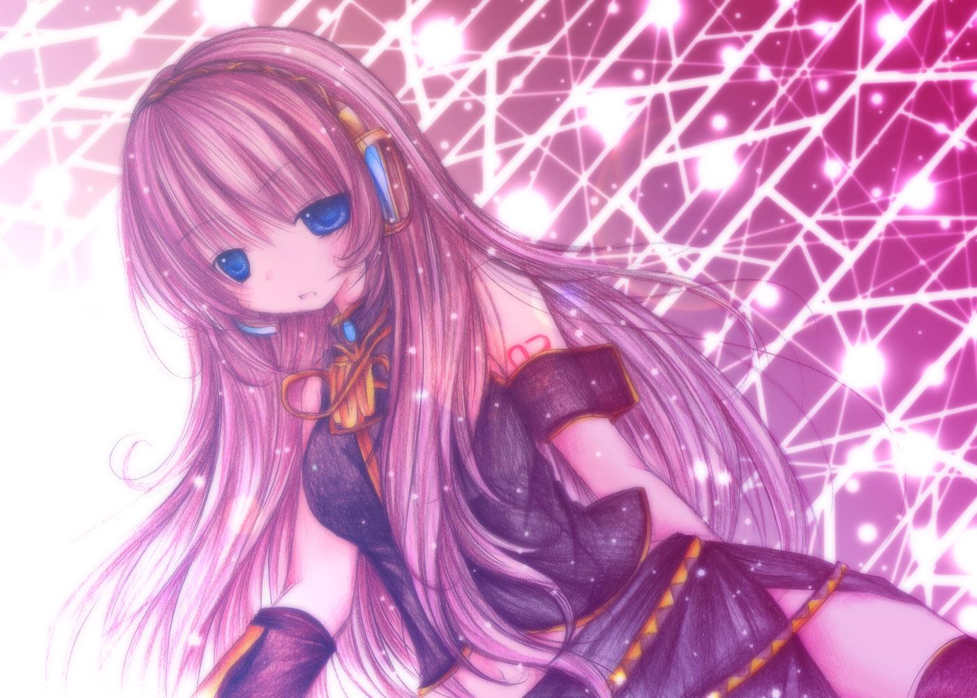 Mientras no cantan [Vocaloid][este fan fic tiene contenido shonen ai si no les gusta no lo lean] Konachan-com-52064-megurine_luka-vocaloid