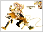Konachan.com - 53056 kagamine_len kagamine_rin vocaloid