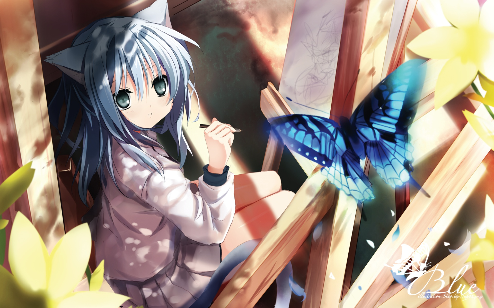 Anime Wallpaper Neko