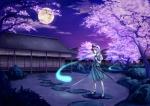 Konachan.com - 56041 konpaku_youmu myon sword touhou