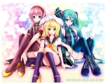 Konachan.com - 56225 hatsune_miku kagamine_rin megurine_luka vocaloid