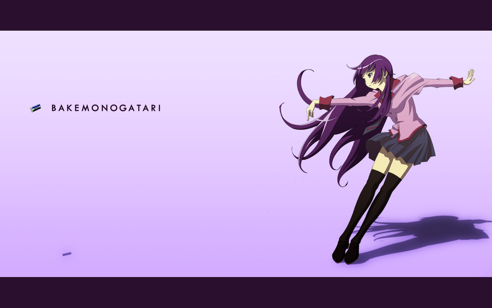 Bakemonogatari Wallpaper Pack 2 | Randomness Thing