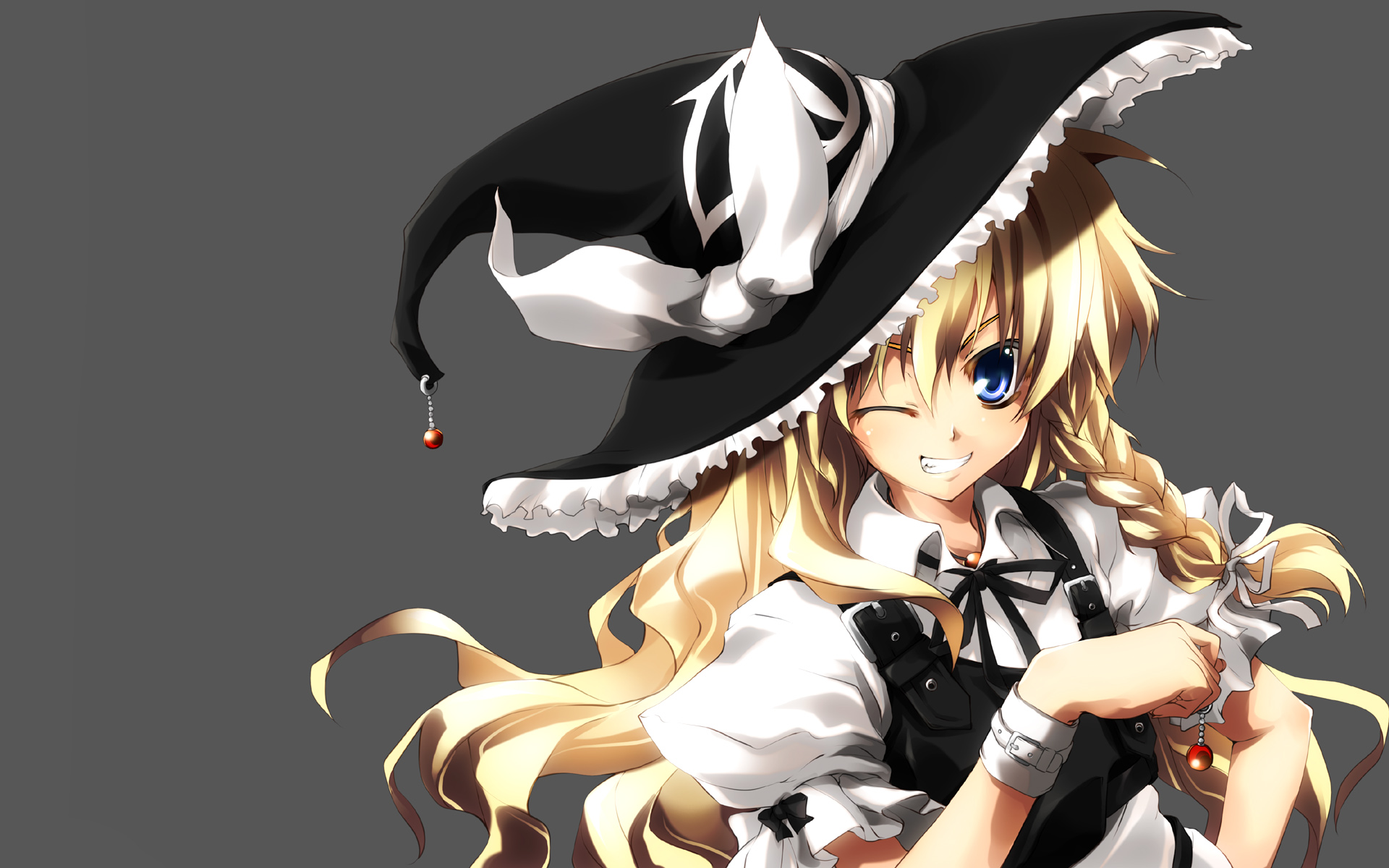 Kirisame Marisa wallpaper - 451330