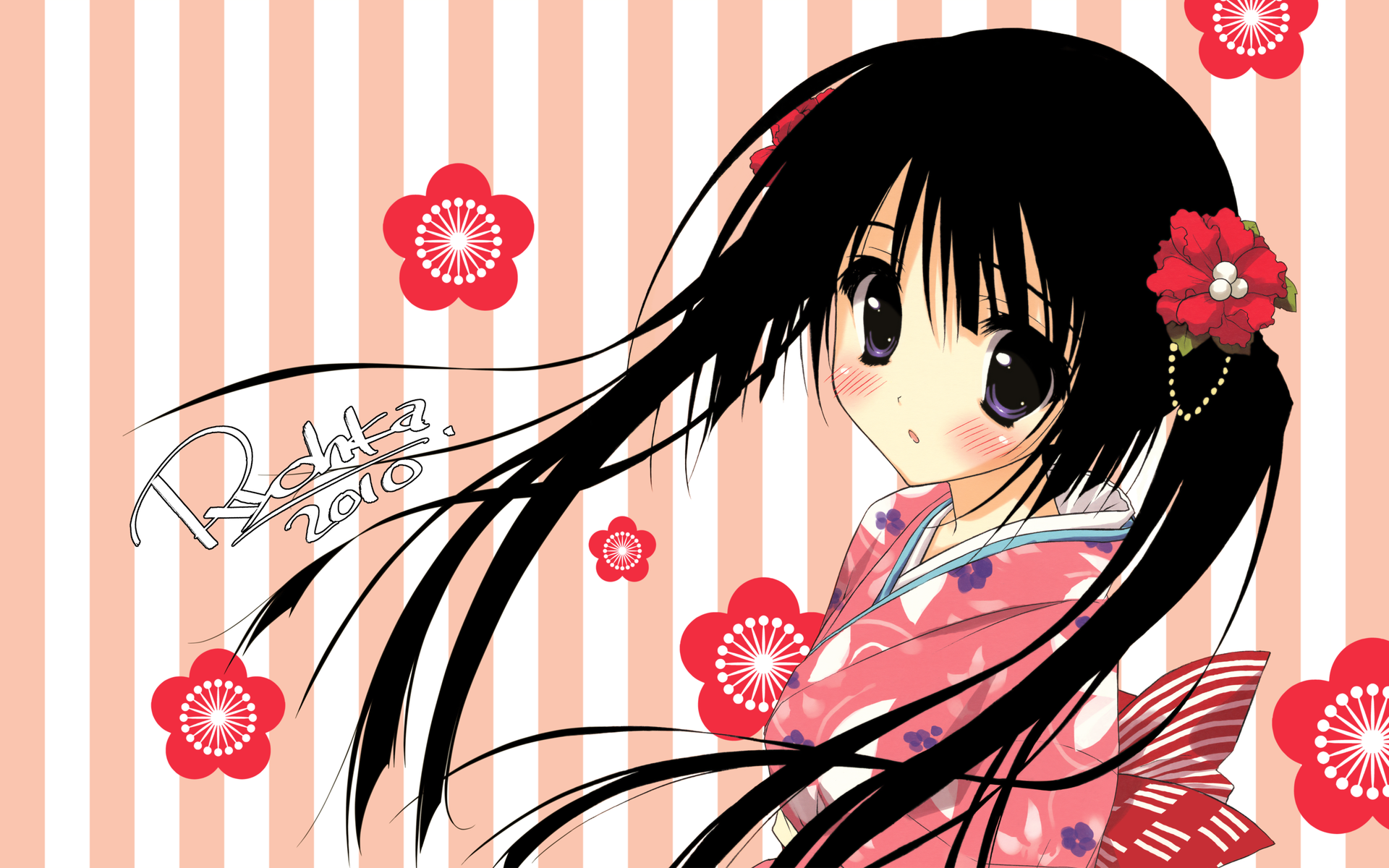 random cute girl wallpaper - photo #15