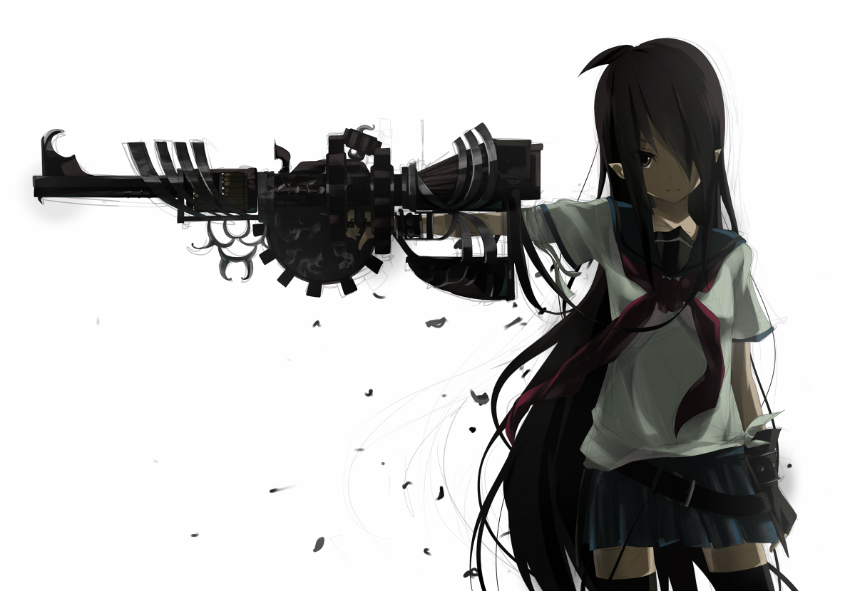Pin by G?u Meo on Anime - Police - Military - Soldiers | Pinterest ...