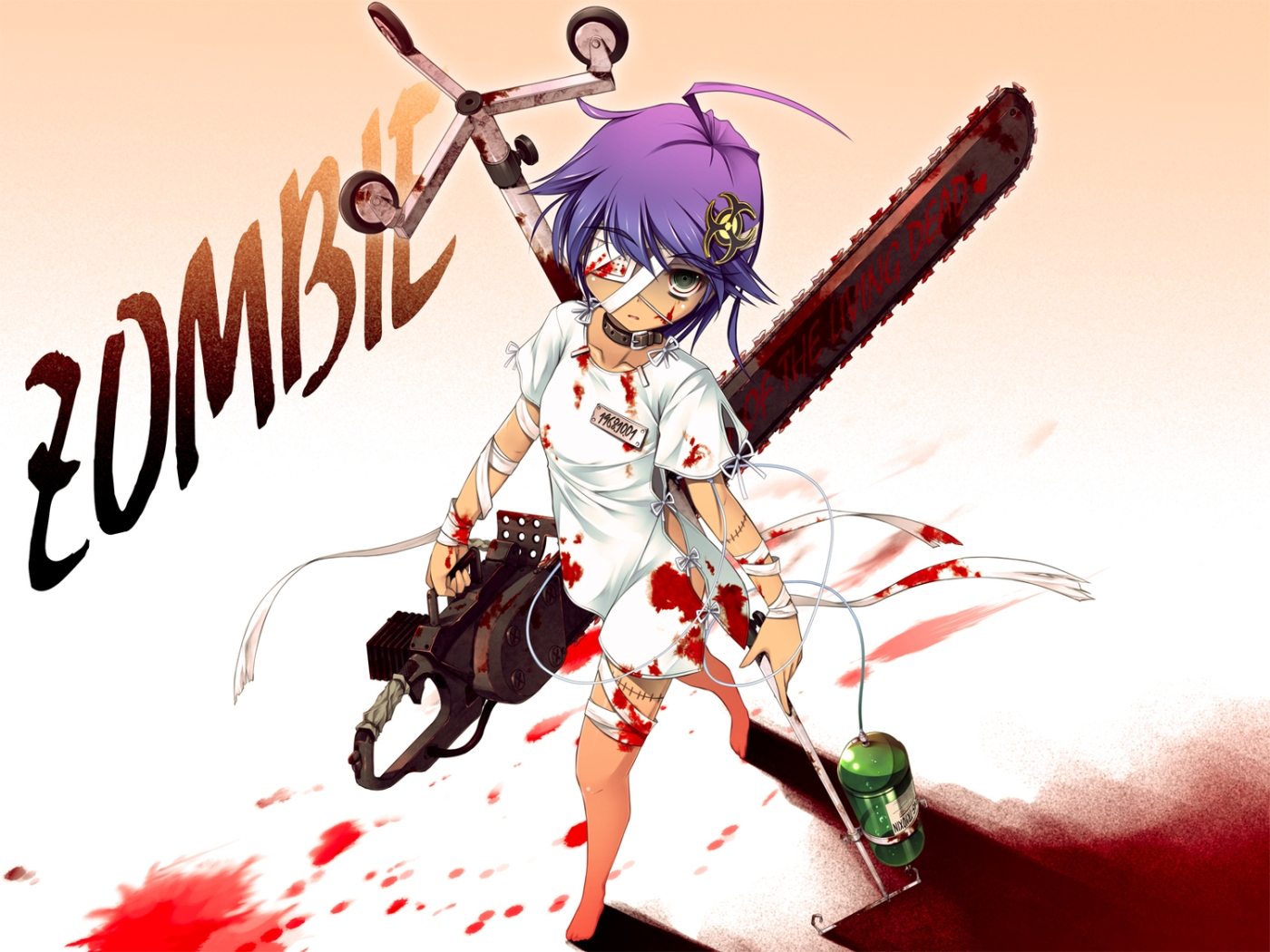 Wallpaper Of The Week Chainsaw Girl Randomness Thing