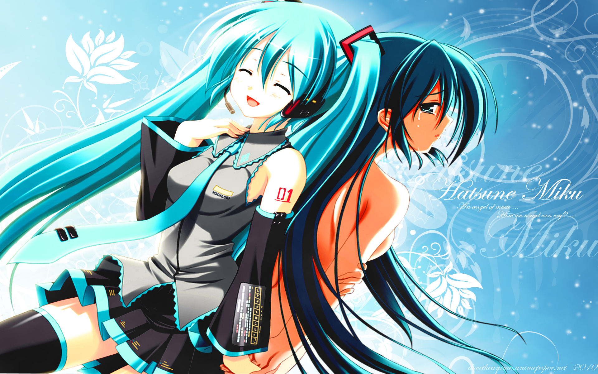 vocaloid wallpaper pack 12 randomness thing