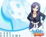 Konachan.com - 74886 saotome_nagi tropical_kiss