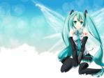 Konachan.com - 77508 hatsune_miku vocaloid wings