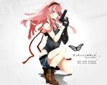 Konachan.com - 77562 gun megurine_luka vocaloid weapon