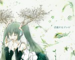 Konachan.com - 78261 hatsune_miku jpeg_artifacts vocaloid