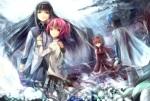 Konachan.com - 97059 akemi_homura kaname_madoka mahou_shoujo_madoka_magica miki_sayaka sakura_kyouko syanayuuji
