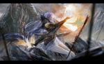 Konachan.com - 98397 archlich dragon pixiv_fantasia