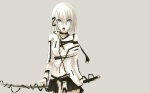 Konachan.com - 98454 blue_eyes katana panties sword underwear weapon