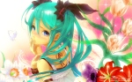 konachan-com20-203601820flowers20hatsune_miku20vocaloid20world_is_mine