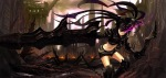 Konachan.com - 101564 black_rock_shooter insane_black_rock_shooter kuroi_mato