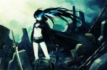 Konachan.com - 63176 black_rock_shooter black_rock_shooter_(character)
