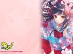 Konachan.com - 75397 japanese_clothes kasukabe_akira kimono otokonoko trap