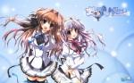 Konachan.com - 75656 2girls long_hair mashiroiro_symphony ribbons seifuku