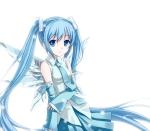 Konachan.com - 79315 hatsune_miku vocaloid white wings