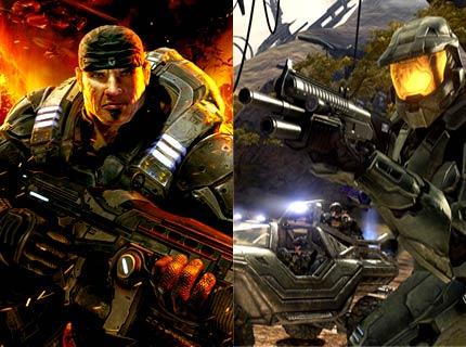 Gears of War Halo 3