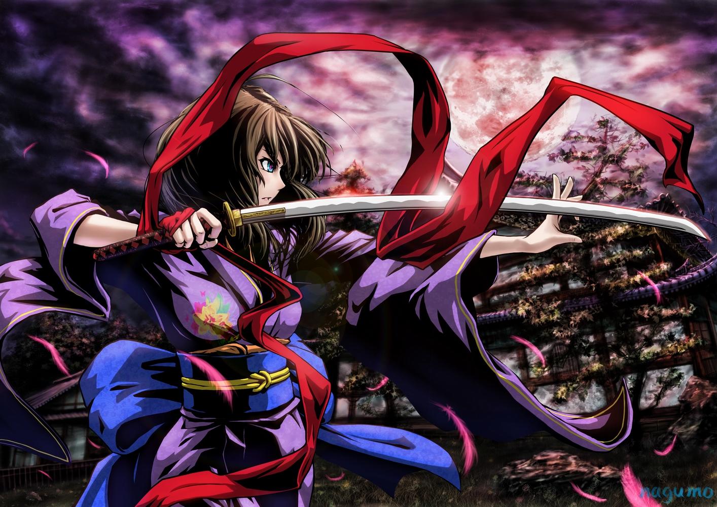 ryougi shiki weapons knife - photo #16