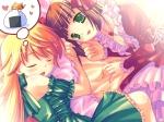 Konachan.com - 76187 amami_haruka hoshii_miki idolmaster
