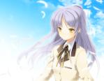 Konachan.com - 76955 angel_beats! tachibana_kanade tenshi