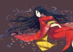 Konachan.com - 76963 black_hair japanese_clothes kimono