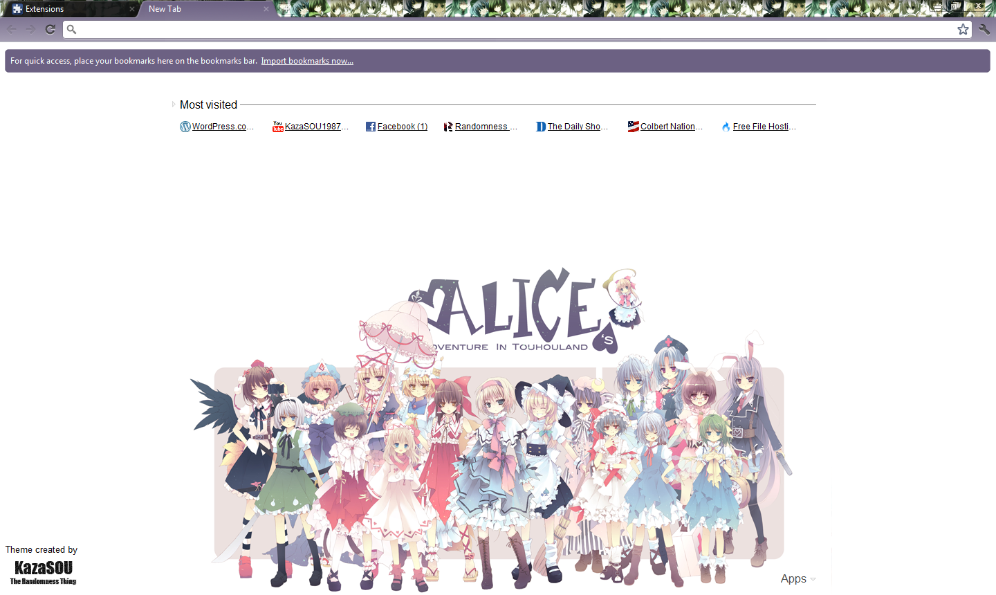 Google themes with your name