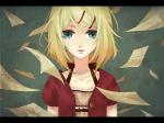 Konachan.com - 80139 kagamine_rin vocaloid
