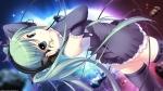 Konachan.com - 81235 dmyo hatsune_miku headphones thighhighs twintails vocaloid
