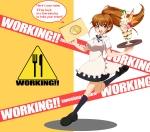 Konachan.com - 77049 taneshima_popura working!!
