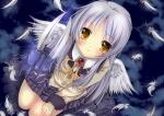 Konachan.com - 77379 angel_beats! tachibana_kanade tenshi wings