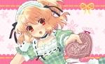 Konachan.com - 77489 flyable_heart itou_noiji sumeragi_amane valentine