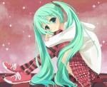 Konachan.com - 81895 hatsune_miku thighhighs vocaloid