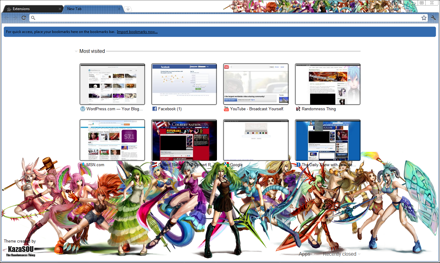 Google themes vocaloid