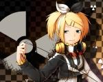 Konachan.com - 83588 kagamine_rin vocaloid