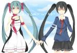 Konachan.com - 83742 hatsune_miku twintails vocaloid