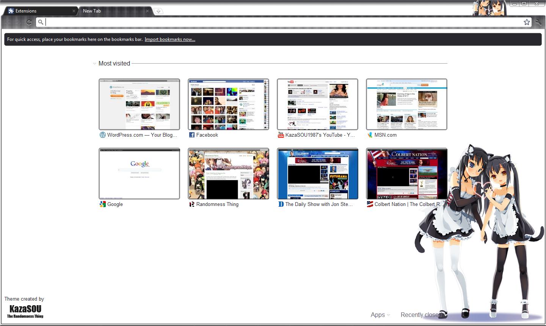 Google chrome themes hunter x hunter - Skin Name Mio Akiyama X