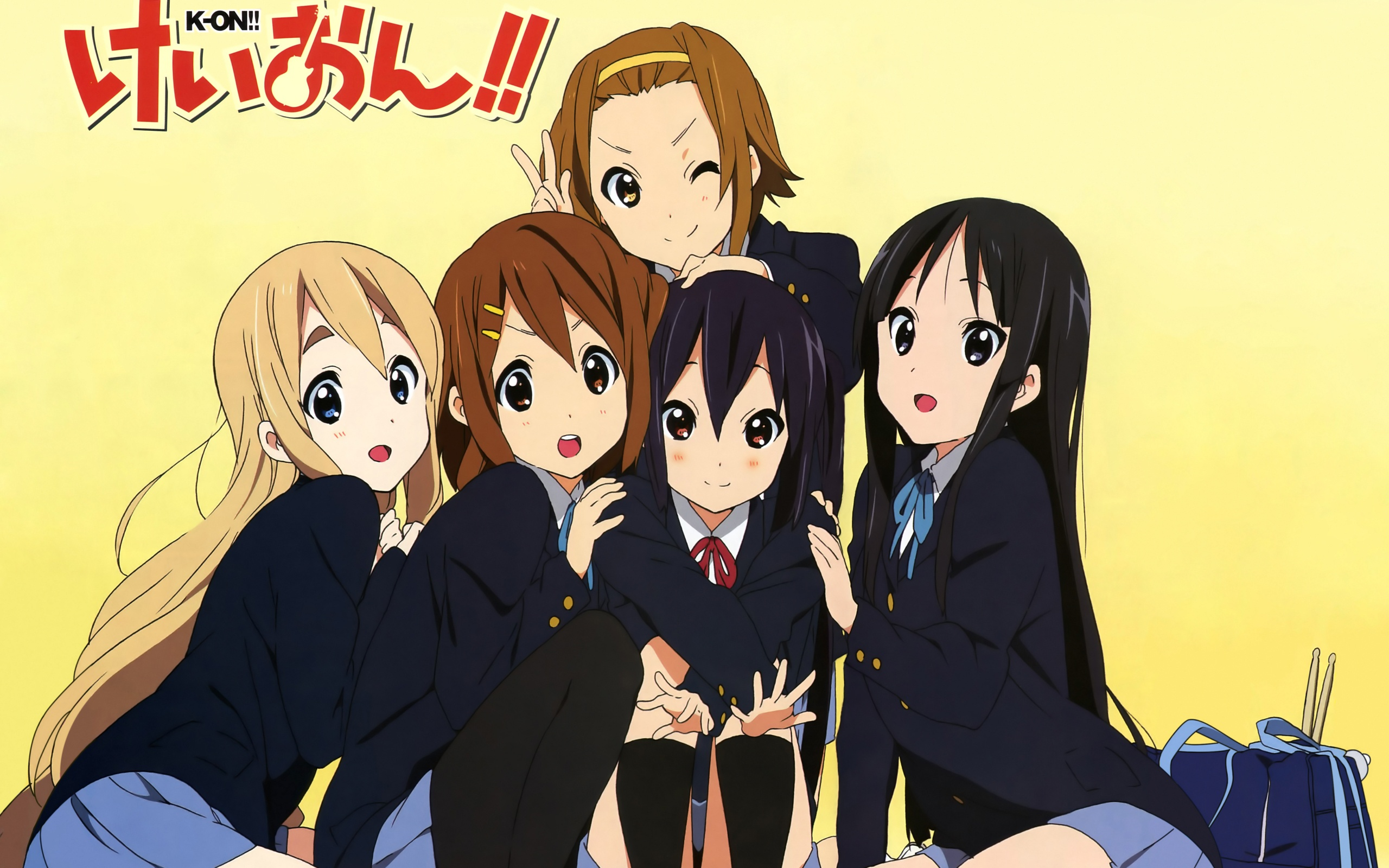 K-ON Wallpaper Pack 7 | Randomness Thing