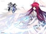 Konachan.com - 78517 armor feathers satsuki_ikaruga seinarukana sword tagme weapon xuse