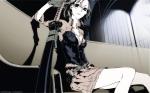 Konachan.com - 78848 dogs-_bullets_&_carnage fuyumine_naoto gloves katana sword weapon