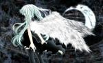 Konachan.com - 87405 hatsune_miku moon vocaloid wings