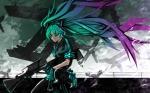 Konachan.com - 96988 duplicate gun hatsune_miku vocaloid weapon