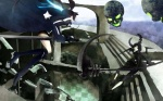 Konachan.com - 131285 black_rock_shooter chain kuroi_mato takanashi_yomi weapon