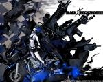 Konachan.com - 51775 black_rock_shooter kuroi_mato scenic
